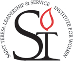 Saint Teresa Leadership & Service Institute for Women logo
