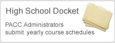 High School Docket