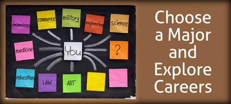 Choose a Major and Explore Careers