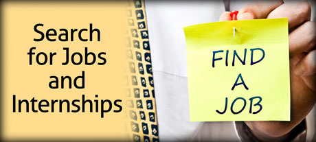 Search Jobs and Internships