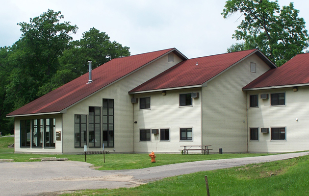 Gilmore Creek Hall