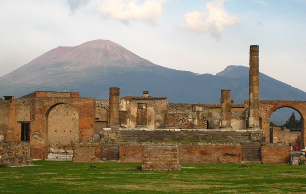 Pompeii Food and Drink: Purpose of Project