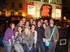 Students after attending Billy Elliot, the Musical!