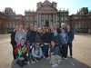 2010 Group at Blenheim Palace, birthplace of Winston Churchill