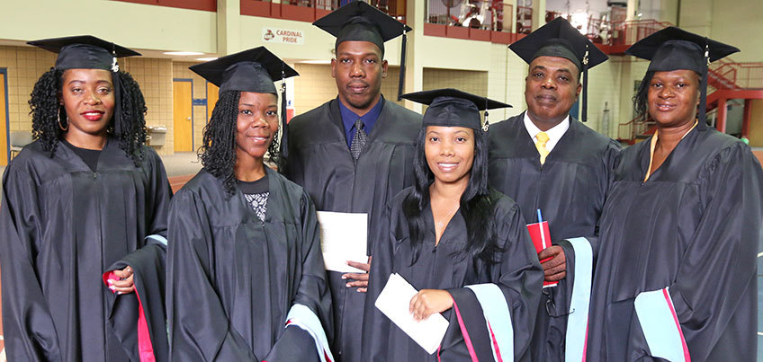 Jamaican students