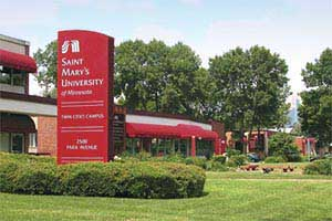 Saint Mary's University of Minnesota Twin Cities Campus